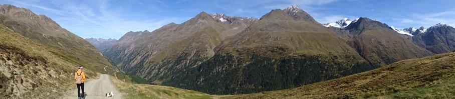 29. Panoramaweg Vent